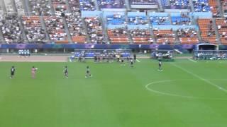 Goal!! 24' 1-0 U-20 Japan national team (Young Nadeshiko) No.9 Yoko...