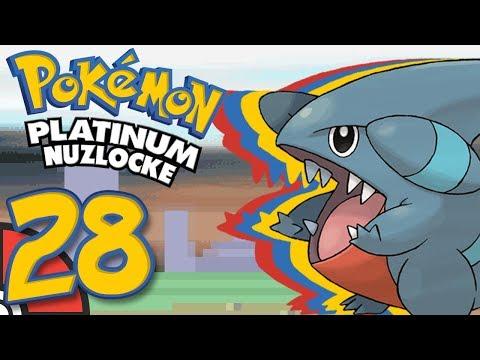 Pokemon Platinum NUZLOCKE Part 28 - TFS Plays