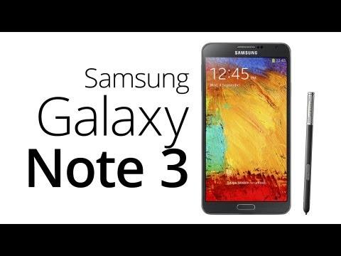 Samsung Galaxy Note 3 (recenze)