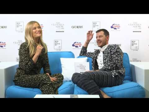 Laura Whitmore - The Diary Room 2016