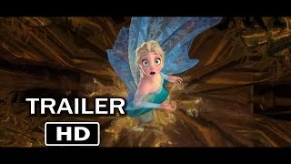 Gambar cover Disney's Cinderella US Trailer: Disney/DreamWorks CGI Cross-Over