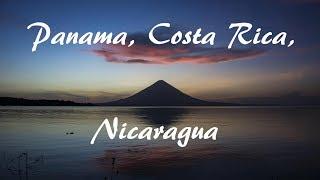 Backpacking Panama, Costa Rica, Nicaragua - GoPro (HD)