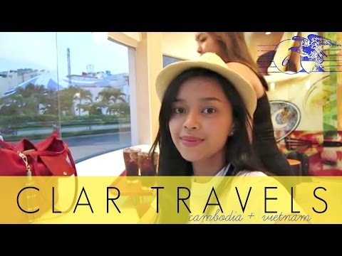 CLAR TRAVELS: Justine-vation!! - April 26 '15 - clar831 Vlog