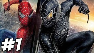 Spider-Man 3: The Game Walkthrough Part 1 (Xbox 360/PS3/Wii/PC)