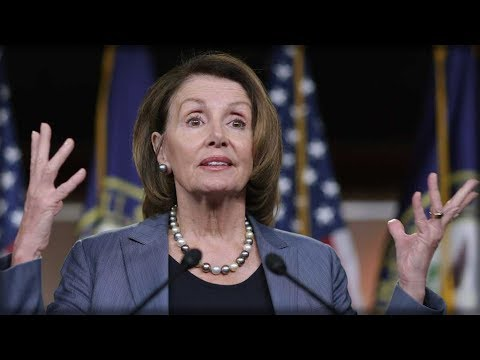 Thumbnail: NANCY PELOSI DROPPED THIS BOMBSHELL ABOUT IMPEACHING TRUMP