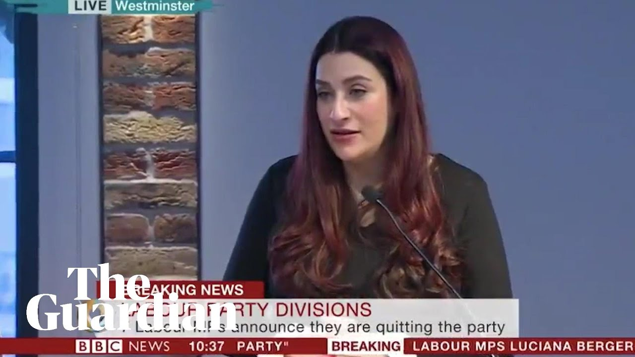 BBC accidentally broadcasts sweary voiceover as Labour MPs resign – audio