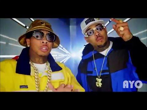 Chris Brown Evolution (Breezy Megamix 2005-2016)