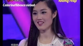 [Vietsub] Vô cùng hoàn mỹ - Kim Hy Kiều & Tạ Đình Đình: Tôi tin cô ấy, tôi đồng ý tin cô ấy !!!?