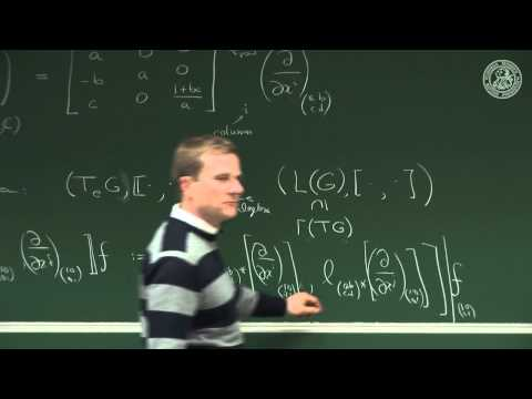 Dynkin diagrams from Lie algebras, and vice versa - Lec 16 - Frederic Schuller