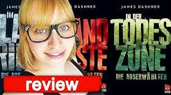 Jugendbuch Review || Maze Runner Trilogie - James Dashner