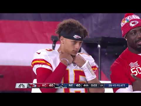 Rob Gronkowski Clutch Play & Stephen Gostkowski Game-Winning Field Goal | NFL Highlights