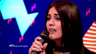 راجعين يا هوى بصوت الفنانة جيانا غنطوس - من برنامج منحكي لبلد 2018