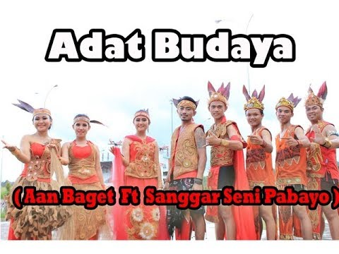 Lagu Dayak Aan Baget ft Sanggar Seni Pabayo-adat budaya ( Official Music Video )