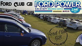 Ford Power Live with Ford Club GB 2020: Part 1