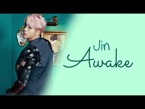 BTS Jin - Awake (Indo Sub) [ChanZLsub]