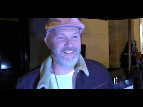 Fred Durst talks to the paparazzi about the new Limp Bizkit album