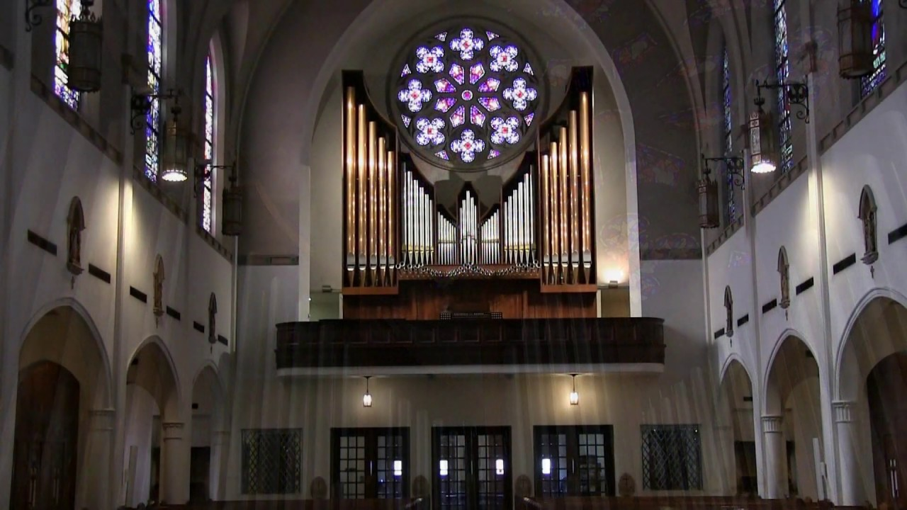 Johann Sebastian Bach - Schmücke dich, o liebe Seele (BWV 654)