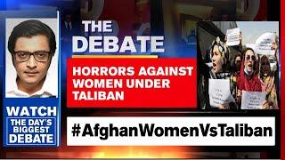 WATCH: Arnab Goswami's Fierce Debate With Pakistan's Mona Alam On Afghan Women's Protest In Kabul