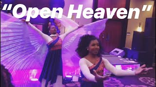 Video Open Heaven Prologue/Glory of the Lord - Maranda Curtis download MP3, 3GP, MP4, WEBM, AVI, FLV Oktober 2018