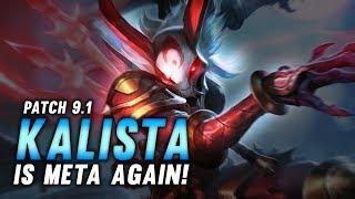 Imaqtpie - KALISTA IS META AGAIN!