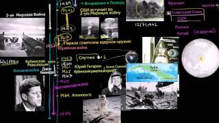 Обзор американской истории, часть 3: от Второй Мировой войны до Вьетнама(US History overview 3: WWII to Vietnam., 2014-12-29T14:43:06.000Z)