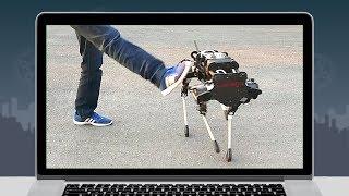 Копируем робота из Boston Dynamics - программа
