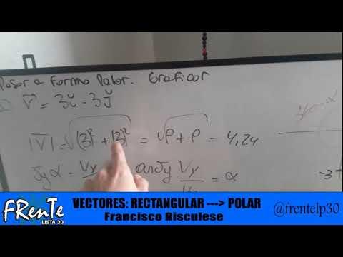 Como Convertir una Funcion Polar en Rectangular - Calculo General - Video 109 from YouTube · Duration:  5 minutes 26 seconds