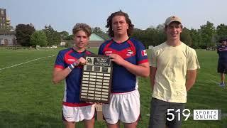 WCSSAA Rugby Championship - KCI Raiders vs WCI Vikings