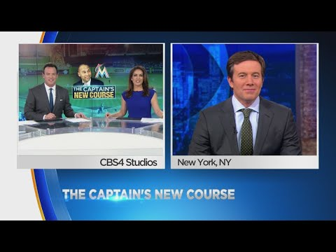 CBS News' Jeff Glor Joins CBS4 To Discuss His One-On-One Interview With Derek Jeter