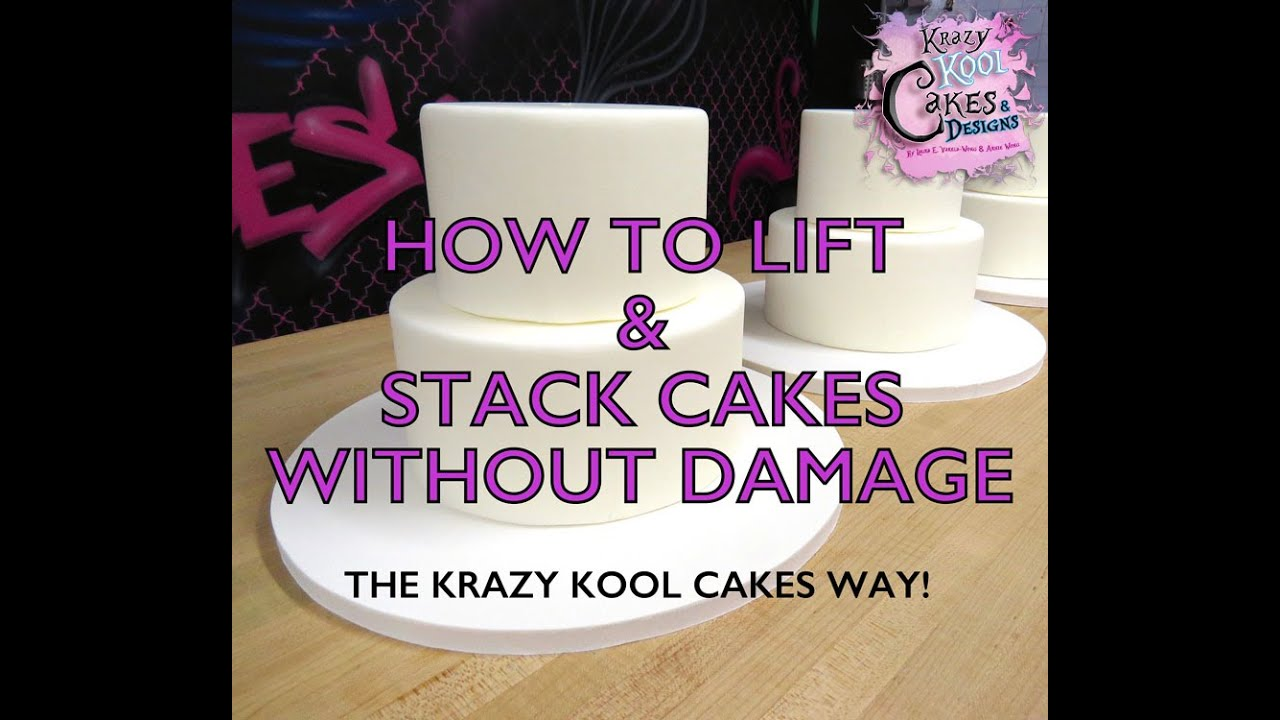 how to stack a three tier wedding cake with pillars how to lift amp stack cakes without damage 16158