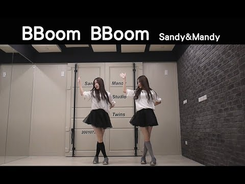 MOMOLAND _ BBoom BBoom  dance cover by Sandy&Mandy