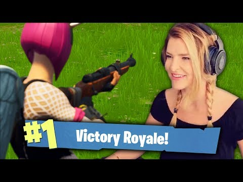 $5000 CO-ED TOURNAMENT MATCH #2 w/ CouRageJD (Fortnite: Battle Royale) | KittyPlays