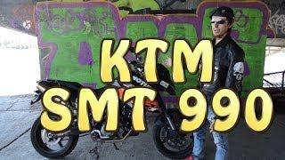 [Докатились!] Тесть драйв KTM SMT 990. Мастер на все руки.