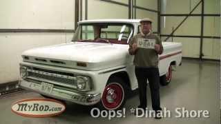 1965 Chevy Truck short wide bed - MyRod.com