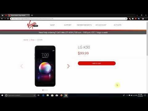 LG K30™ | Virgin Mobile USA