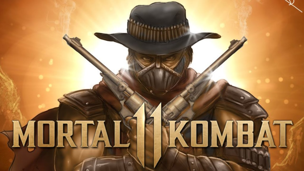 MK11 - Is Erron Black Broken?