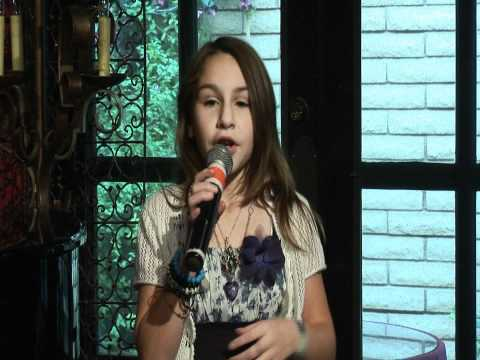 Dream Believers School Individual Perfomances 9-18-11 - Faith Kuzma