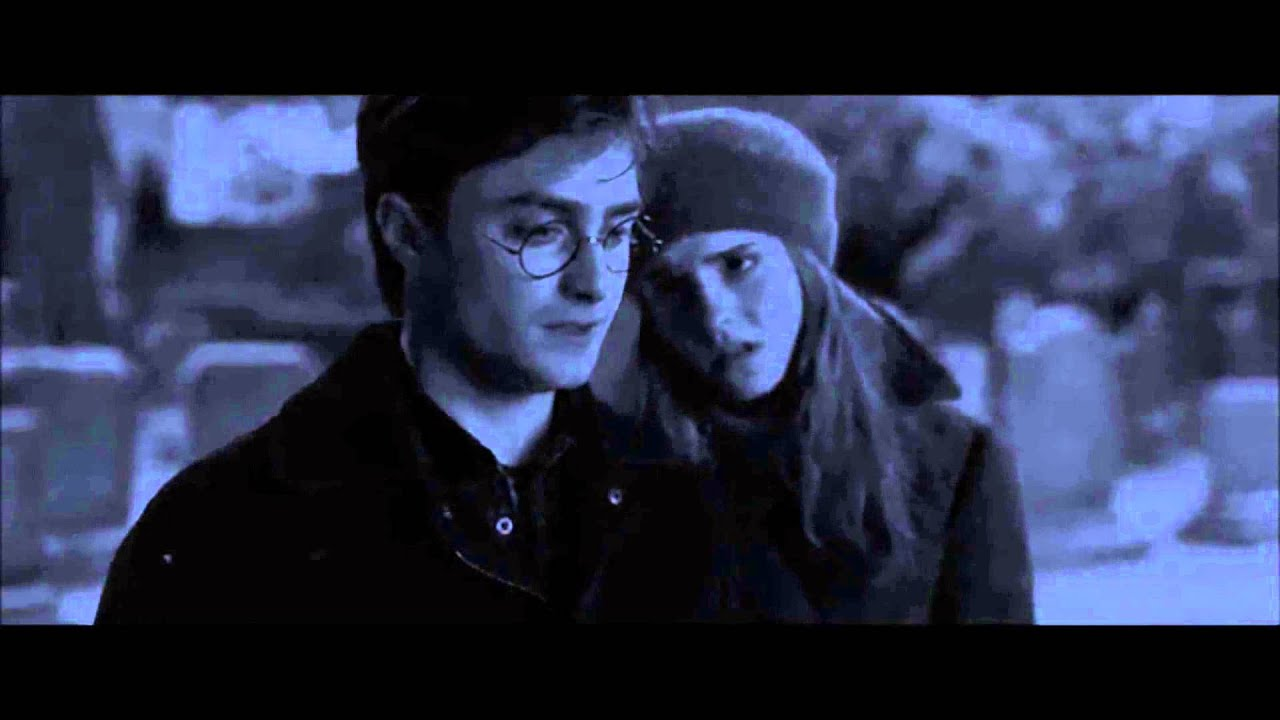 Harry potter and hermione granger