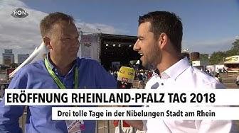 Eröffnung Rheinland-Pfalz Tag 2018 | RON TV |