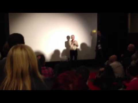 Brea Grant Introducing Best Friends Forever At Slamdance