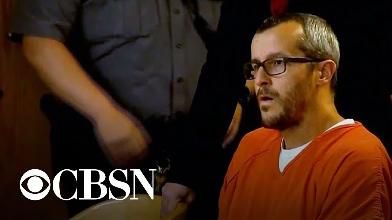 Christopher Watts sentenced to life in prison for murders of his wife and children