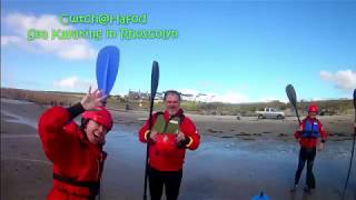 Sea Kayaking in Rhoscolyn, Isle of Anglesey - September 2017
