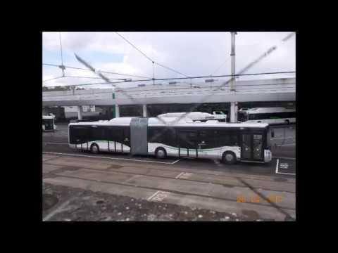 Iveco Bus Urbanway 18 GNV n°621 du réseau TAN