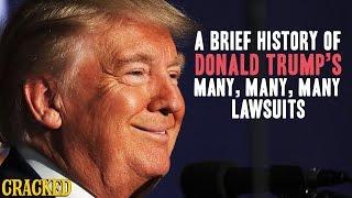 A Brief History Of Donald Trump