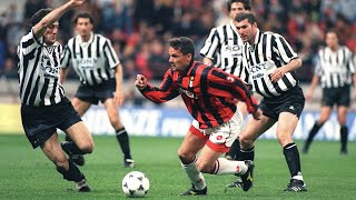 Roberto Baggio ● Better Than Messi ● Rare Footage