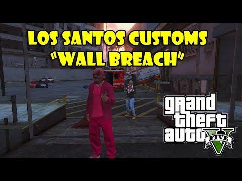 how to buy los santos customs gta 5
