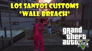 GTA 5 Online - Los Santos Customs