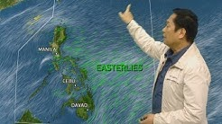 UB: Weather update as of 6:22 a.m. (February 25, 2020)