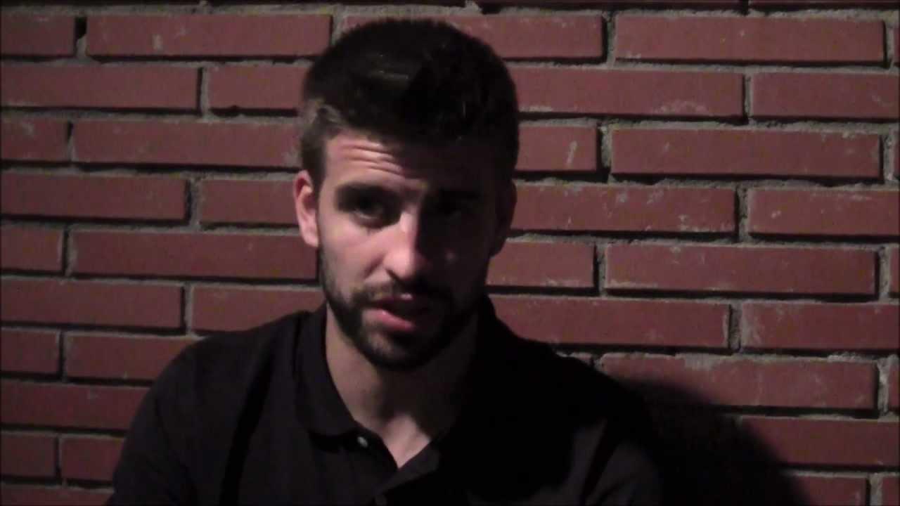 Entrevista gerard piqu xl conviv ncies la salle bonanova for Piscina la salle bonanova