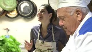"""Секреты итальянской кухни """"Буонджорно из Тосканы"""" - авторская передача"""